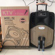 Loa Kéo KTV-15E (4 tấc)