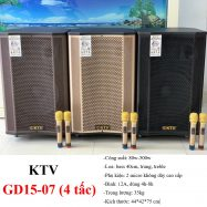 KTV GD15-07 (4 tấc)