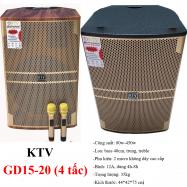KTV GD15-20 (4 tấc)