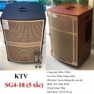 KTV SG4-18 (5 tấc)