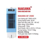 NAKAWA QF-2500