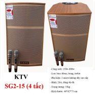 KTV SG2-15 (4 tấc)
