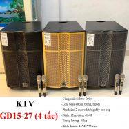 KTV GD15-27 (4 tấc)