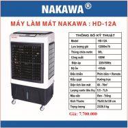 Máy làm mát không khí NAKAWA HD-12A