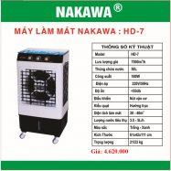 Máy làm mát không khí NAKAWA HD-7
