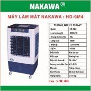 Máy làm mát không khí NAKAWA HD-9M4