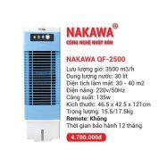 Máy làm mát không khí NAKAWA QF-2500