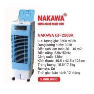 NAKAWA QF-2500A